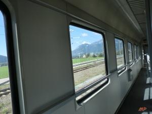 Die Zugfahrt