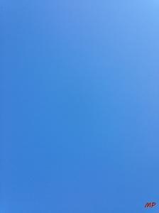 Himmel-blau
