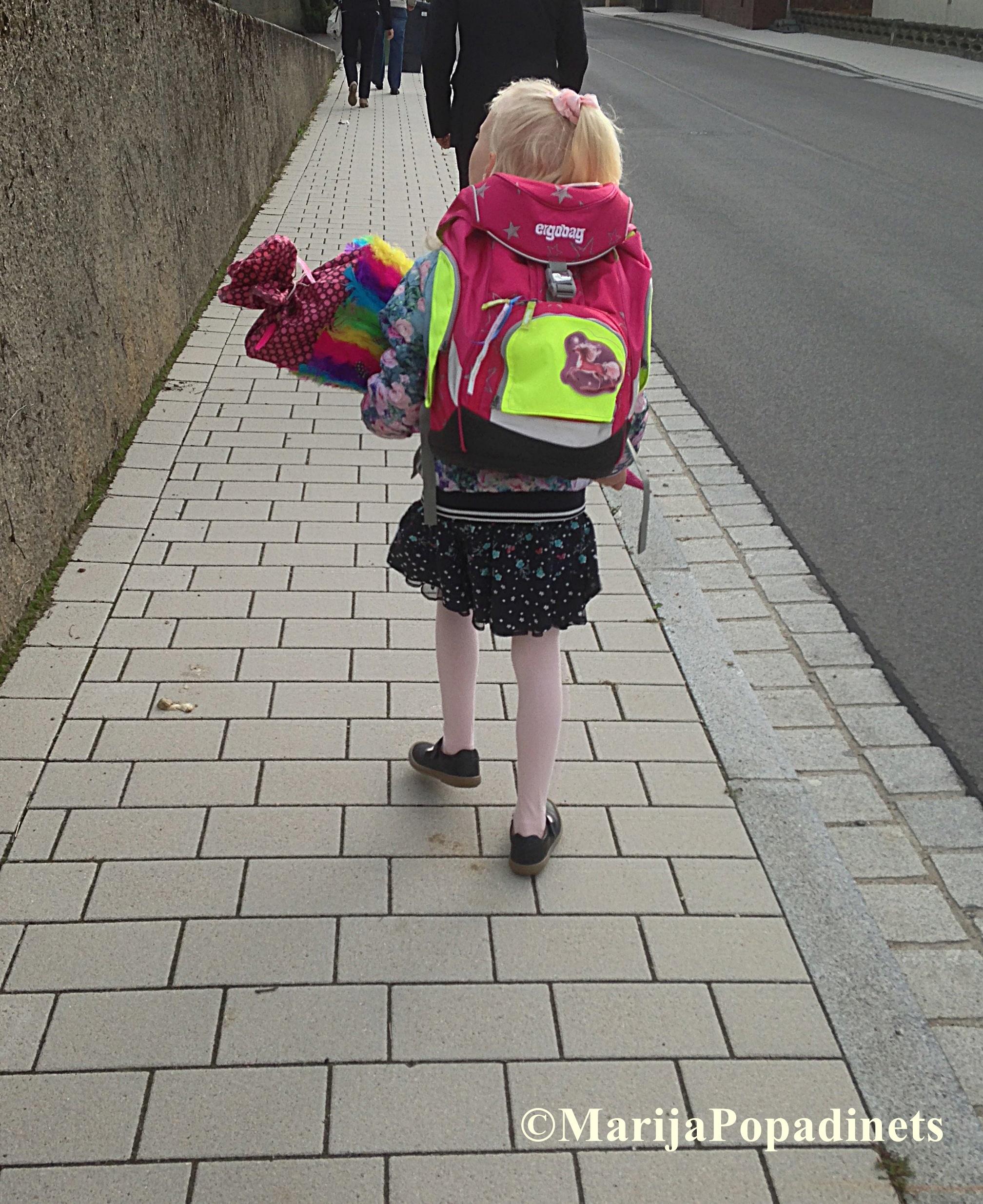 1.Schultag